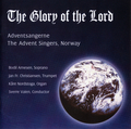 The Glory of the Lord CD